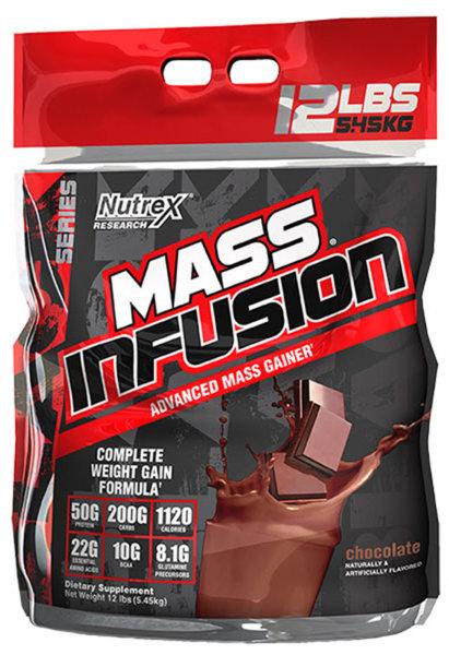 Nutrex Mass Infusion 5.45kg (12lb)